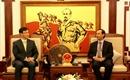 Việt - Hàn tăng cường hợp tác đào tạo nhân lực hàng không