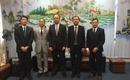 Lãnh đạo Cục Hàng không Việt Nam tiếp xã giao Chủ tịch Công ty Japan Radio Corporation (JRC)