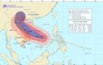 Tin bão trên Biển Đông (Cơn bão số 14)