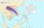 Tin bão trên Biển Đông (Cơn bão số 5)