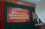Đảng ủy Cảng vụ HKMB: Báo cáo kết quả học tập và làm theo tấm gương đạo đức Hồ Chí Minh