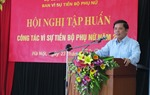 Kiện toàn Ban Vì sự tiến bộ phụ nữ Cục Hàng không Việt Nam