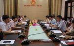 Hoàn thiện báo cáo Thủ tướng Chính phủ về Dự án đầu tư xây dựng Cảng hàng không Quảng Ninh