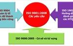 Các cơ quan, tổ chức thuộc hệ thống hành chính nhà nước áp dụng Hệ thống quản lý chất lượng theo Tiêu chuẩn quốc gia TCVN ISO 9001:2008