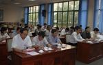 Đảng ủy Văn phòng Cục: Báo cáo kết quả học tập và làm theo tấm gương đạo đức Hồ Chí Minh