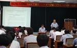 Đảng ủy CVMN: Tọa đàm về Nâng cao chất lượng bí thư cấp ủy