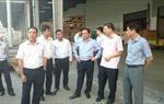 Kiểm tra công tác phòng, chống mất cắp tài sản trong hành lý của hành khách tại CHKQT Nội Bài