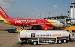Tìm giải pháp đảm bảo giao thông cho xe tra nạp nhiên liệu cho tàu bay trên đường Võ Nguyên Giáp
