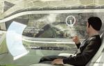 Công nghệ cửa sổ hiển thị mới của Airbus sẽ cho hành khách một trải nghiệm thú vị