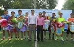 Giải thể thao chào mừng 60 năm ngày thành lập ngành Hàng không dân dụng Việt Nam