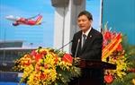 Phát biểu của Cục trưởng Cục Hàng không Việt Nam Lại Xuân Thanh tại lễ kỷ niệm 60 năm ngày thành lập Ngành Hàng không Việt Nam