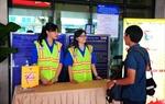 Đoàn Thanh niên ACV: Phong trào thanh niên xung kích tình nguyện phục vụ hành khách trong dịp Tết Bính Thân 2016