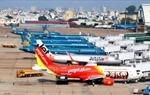 Đồng loạt giảm giá vé máy bay
