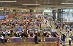 Sân bay Changi thử nghiệm công nghệ quét an ninh mới