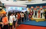 Vietnam Airlines triển khai chương trình ưu đãi đặc biệt tại Hội chợ Du lịch Quốc tế Đà Nẵng 2016