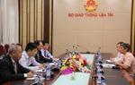 Việt Nam - Thụy Sĩ tăng cường hợp tác hàng không