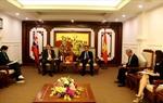Nghiên cứu mở đường bay thẳng Việt Nam – Slovakia