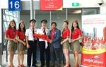 Vietjet khai trương đường bay TP.HCM – Đài Trung (Đài Loan)