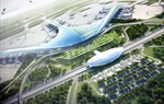 Giao chuyên gia đánh giá thiết kế sân bay Long Thành