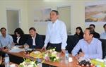 Bộ trưởng Trương Quang Nghĩa kiểm tra tiến độ Dự án cảng hàng không Vân Đồn