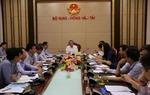 Rà soát tiến độ chuẩn bị Dự án thành phần thu hồi đất, bồi thường, hỗ trợ, tái định cư Cảng HKQT Long Thành