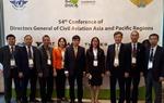 Cục HKVN tham dự Hội nghị Cục trưởng hàng không dân dụng châu Á – Thái Bình Dương