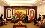 Vương quốc Anh mong muốn tăng cường hợp tác trong lĩnh vực hàng không với Việt Nam