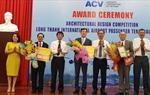 Trao đồng giải Nhất cho 3 phương án thiết kế nhà ga hành khách - CHKQT Long Thành