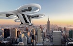 Airbus sẽ triển khai thử nghiệm taxi bay từ năm 2018