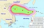 Công điện về ứng phó cơn bão số 11 trên biển Đông