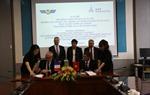 Ký kết Hợp đồng giữa Cục Hàng không Việt Nam và ADP Ingenierie (Cộng hòa Pháp)