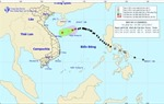 Ngành hàng không dân dụng ứng phó với  áp thấp nhiệt đới trên biển Đông (suy yếu từ cơn bão số 13- bão HAIKUI)