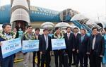 94 triệu khách qua cảng hàng không Việt Nam năm 2017