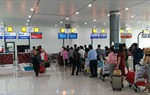 Khai thác nhà ga mới tại sân bay Phù Cát (Quy Nhơn)