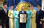 Vietnam Airlines năm thứ 3 liên tiếp nhận chứng chỉ hãng hàng không quốc tế 4 sao của Skytrax