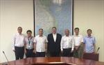 Cố vấn trưởng COSCAP-SEA làm việc với Cục HKVN