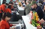 Ngành Hàng không bảo đảm an ninh, an toàn, chất lượng dịch vụ dịp Tết Dương lịch và Tết Nguyên đán