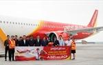 Chiêm ngưỡng tàu bay A321neo ACF thế hệ mới lần đầu xuất hiện tại Việt Nam
