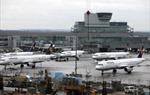 Sân bay ở Frankfurt ở Đức bị gián đoạn do thiết bị không người lái
