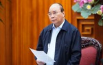 Thủ tướng Chính phủ vừa ban hành Chỉ thị số 16/CT-TTg về thực hiện các biện pháp cấp bách phòng, chống dịch COVID-19.