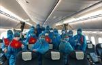 Triển khai 13 chuyến bay đưa công dân Việt Nam về nước vì lý do đặc biệt cần thiết