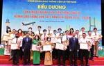 Công đoàn Giao thông vận tải Việt Nam (GTVT VN) tổ chức tôn vinh, biểu dương 104 điển hình tiên tiến ngành GTVT qua các phong trào thi đua giai đoạn 2016-2020.