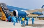 Chuyến bay thương mại quốc tế đầu tiên sau dịch COVID-19 đã hạ cánh an toàn tại Nội Bài