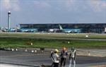 Đưa vào khai thác đường lăn S2 và nút giao giữa đường lăn S2 với đường CHC 11R/29L Cảng hàng không quốc tế Nội Bài