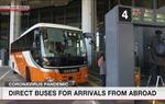 Nhật triển khai dịch vụ xe buýt sân bay để phòng dịch