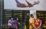 Thư chia buồn vụ rơi máy bay số hiệu SJ182 của hãng hàng không Sriwijaya Air-Indonesia