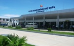 Tăng cường biện pháp đảm bảo an ninh, an toàn khai thác tại Cảng hàng không Thọ Xuân