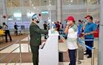 Toàn bộ nhân viên tại 5 sân bay lớn đều âm tính với Covid-19