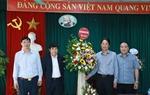 Lãnh đạo Cục Hàng không Việt Nam chúc mừng Trung tâm Y tế Hàng không nhân ngày Thầy  thuốc Việt Nam