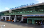 Đảm bảo tiêu thoát nước tại Cảng hàng không quốc tế Phú Quốc